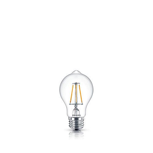 LED 60W A19 Filament Clear (2200K)