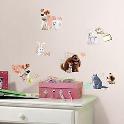 RoomMates Secret Life Of Pets Wall Decals