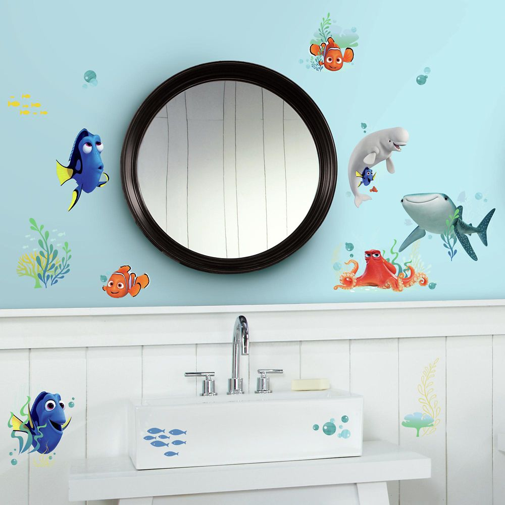 RoomMates Stickers Muraux FINDING DORY