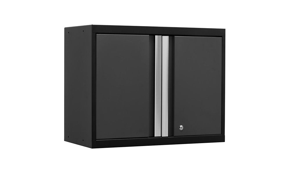NewAge  Pro 3.0 Series Wall Cabinet Gray