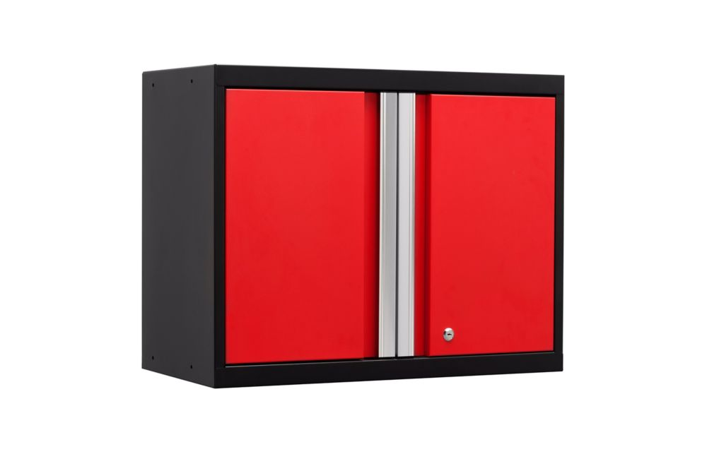 NewAge Pro 3.0 Series Wall Cabinet Red