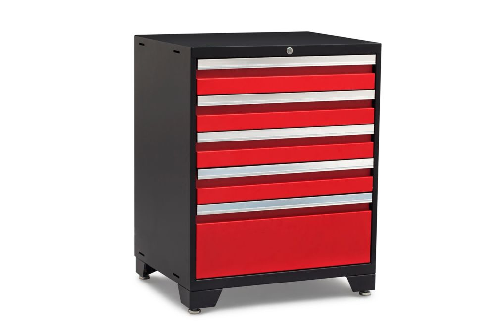 NewAge Pro 3.0 Series Tool Cabinet Red