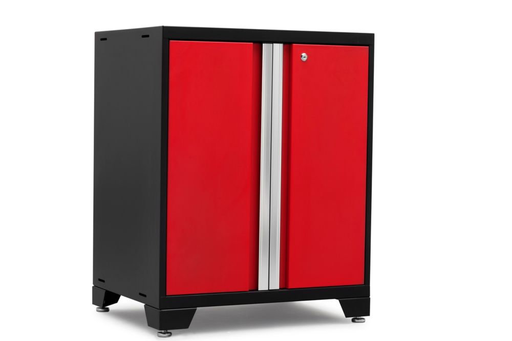 NewAge Pro 3.0 Series Base Cabinet Red
