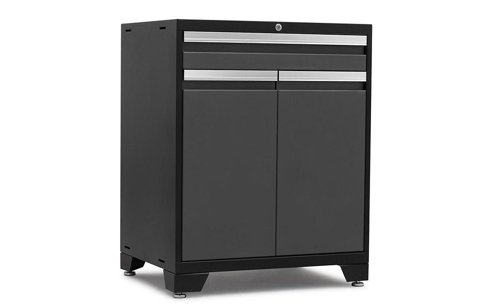 NewAge Pro 3.0 Series Multifunction Cabinet Gray