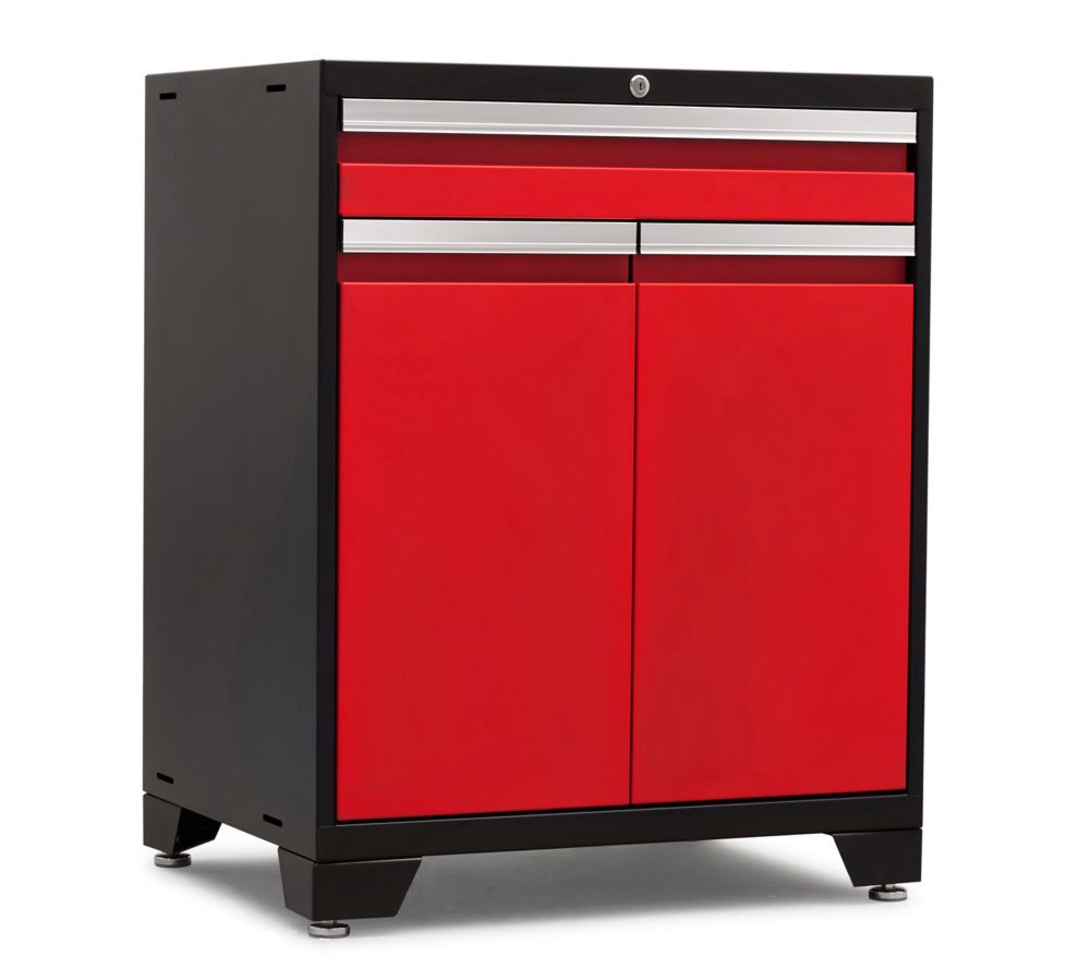 NewAge Pro 3.0 Series Multifunction Cabinet Red
