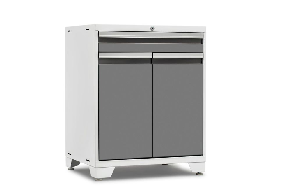 NewAge Pro 3.0 Series Multifunction Cabinet White