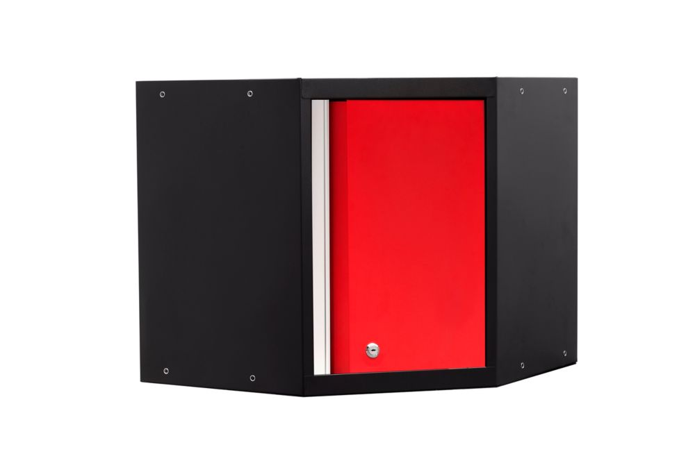 NewAge Pro 3.0 Series Corner Cabinet Red