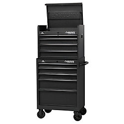 HUSKY 27 Inch. 10-Drawer Tool Chest And Cabinet Set