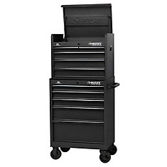 27 Inch. 10-Drawer Tool Chest And Cabinet Set