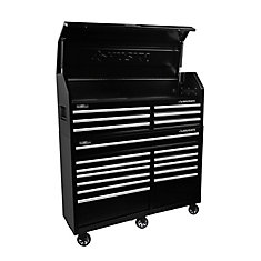 60-inch 18-Drawer Tool Chest and Cabinet Set