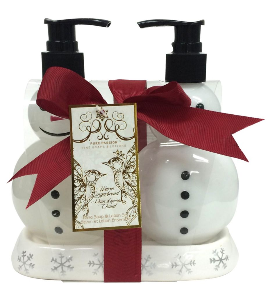 Snowman Cermaic Caddy