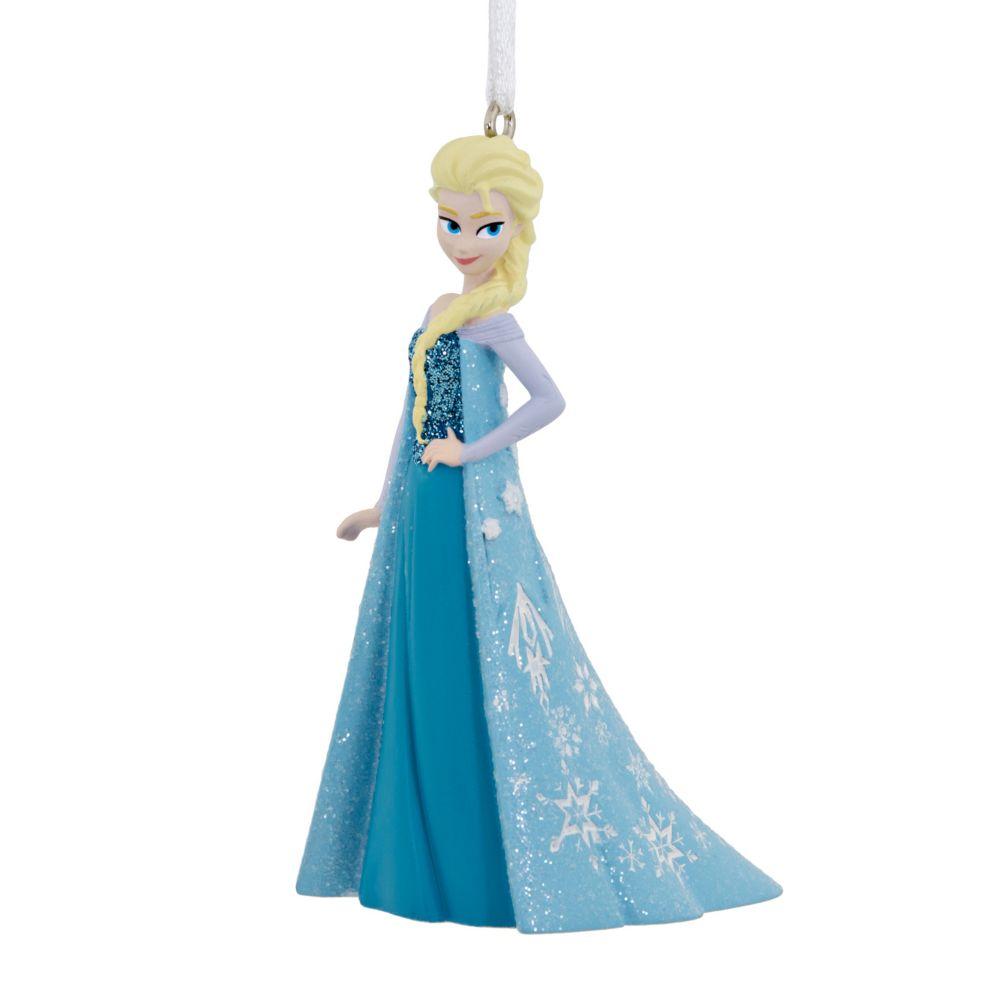 Figurine décorative résine 3D - Elsa
