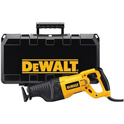 DEWALT DW311K Reciprocating Saw Kit (13 Ah)