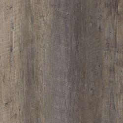 Lifeproof Latte pour plancher, vinyle de luxe, largeurs multiples x 47,6 po, Pin Harrison foncé, 19,53 pi2/boîte