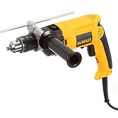 DW511 1/2-In (13mm) VSR Single Speed Hammer Drill