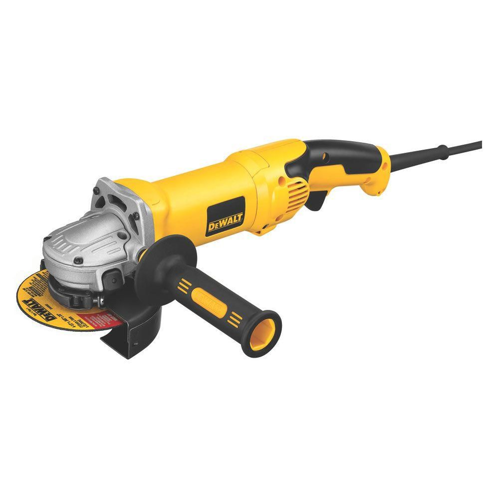 D28065N 5-In / 6-In High Performance Grinder W/ No Lock On Trigger Grip