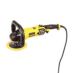DWP849X 7-In / 9-In Variable Speed Polisher With Soft Start