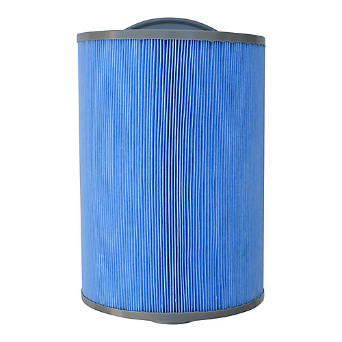 Microban 50 sq. ft. Threaded Spa Filter