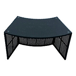 Canadian Spa Company Spa Surround Round Bar Table