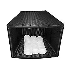 Spa Surround Round Side Table