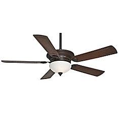 Hampton Bay Windward Iv 52 Inch Led Indoor Ceiling Fan In