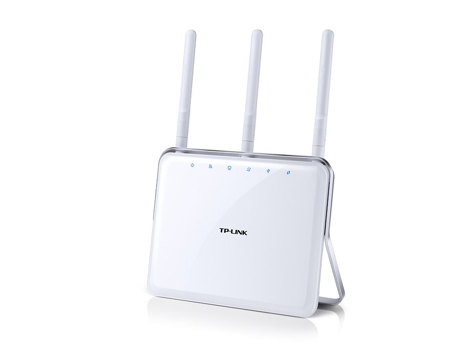 Routeur Gigabit Wi-Fi double bande AC1750 - Archer C8