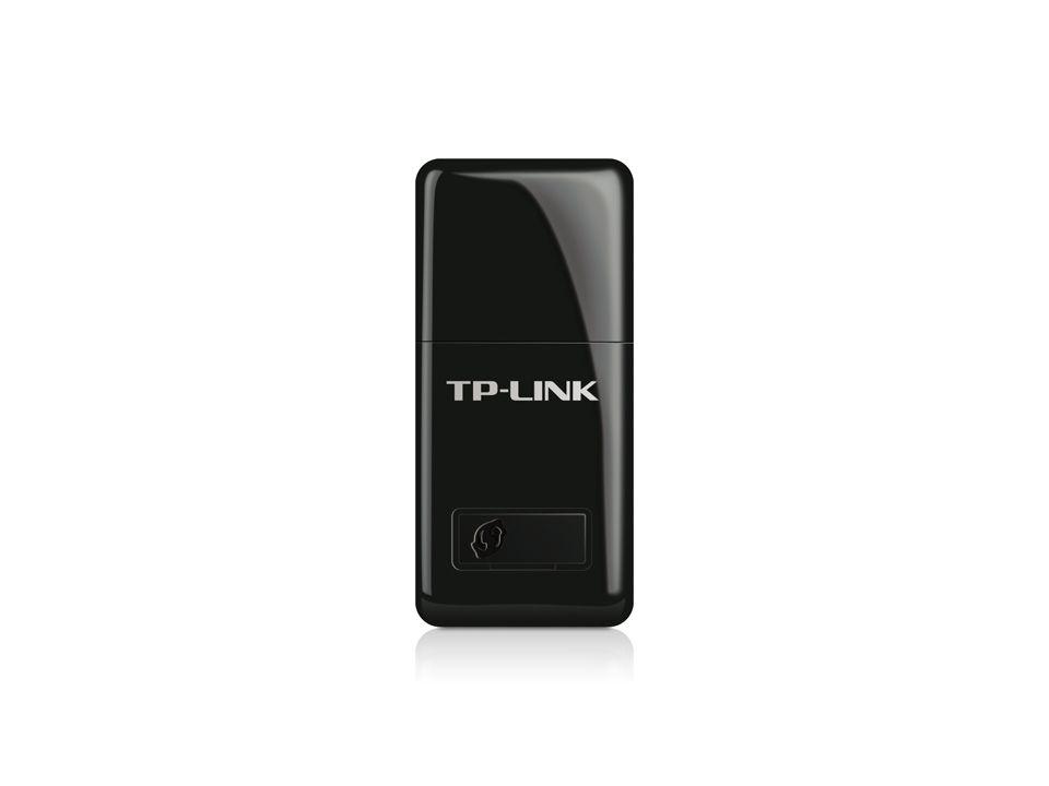 300Mbps Mini Wireless N USB Adapter - TL-WN823N