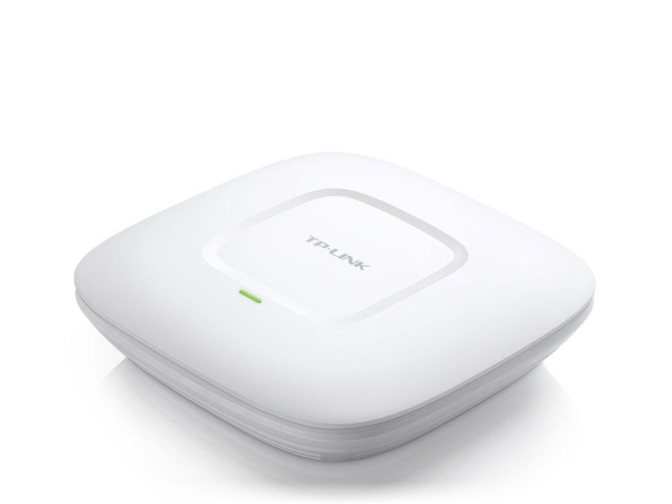 Point d'accès Wi-Fi double bande N600 PoE Gigabit - Plafonnier - Auranet EAP220