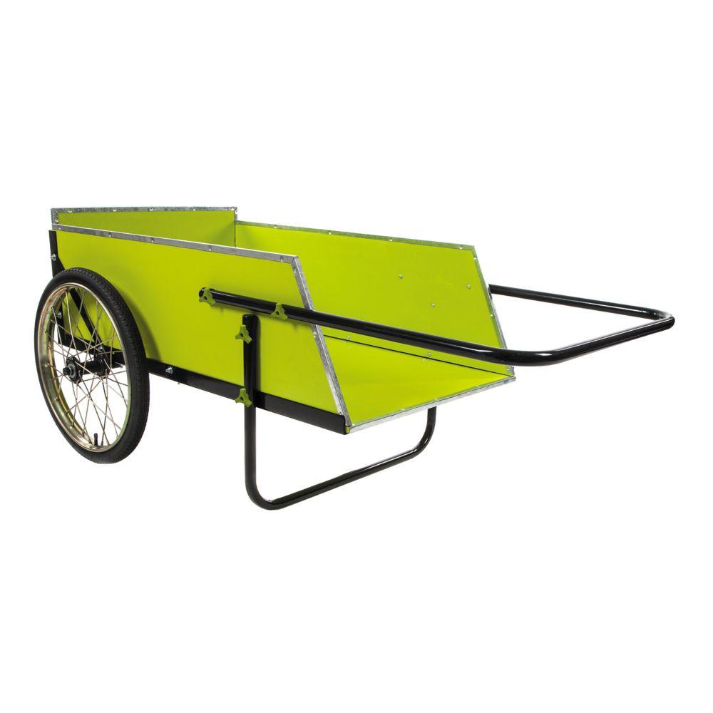 Chariot de jardinage et tout usage de 7pi³ Sun Joe