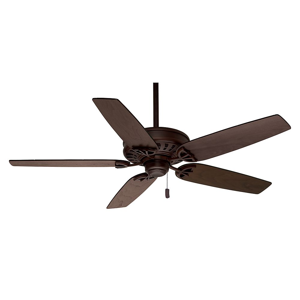 Casablanca Concentra 54 Inch Brushed Cocoa Indoor Ceiling Fan