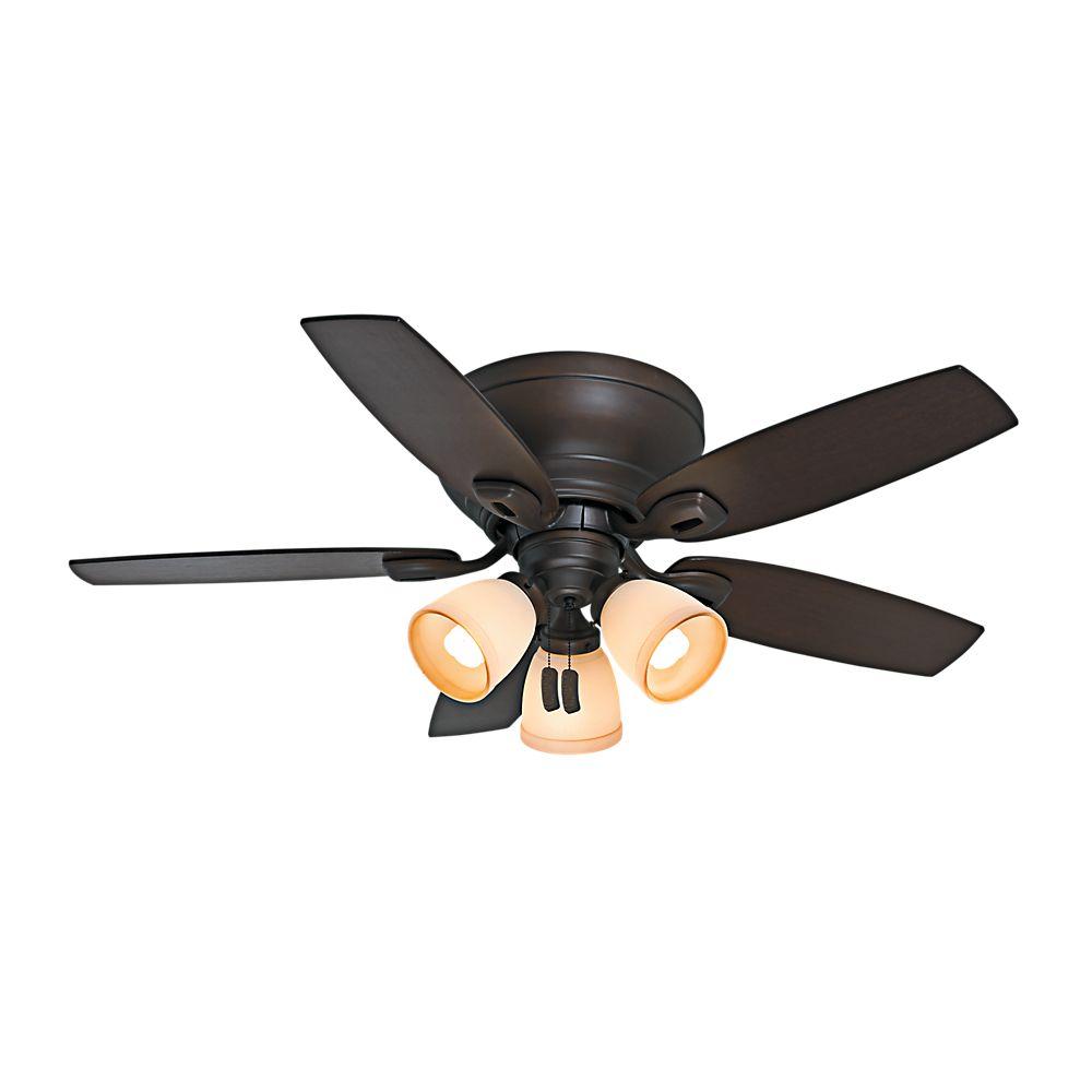 Casablanca Durant 44 Inch  Maiden Bronze Indoor Ceiling Fan