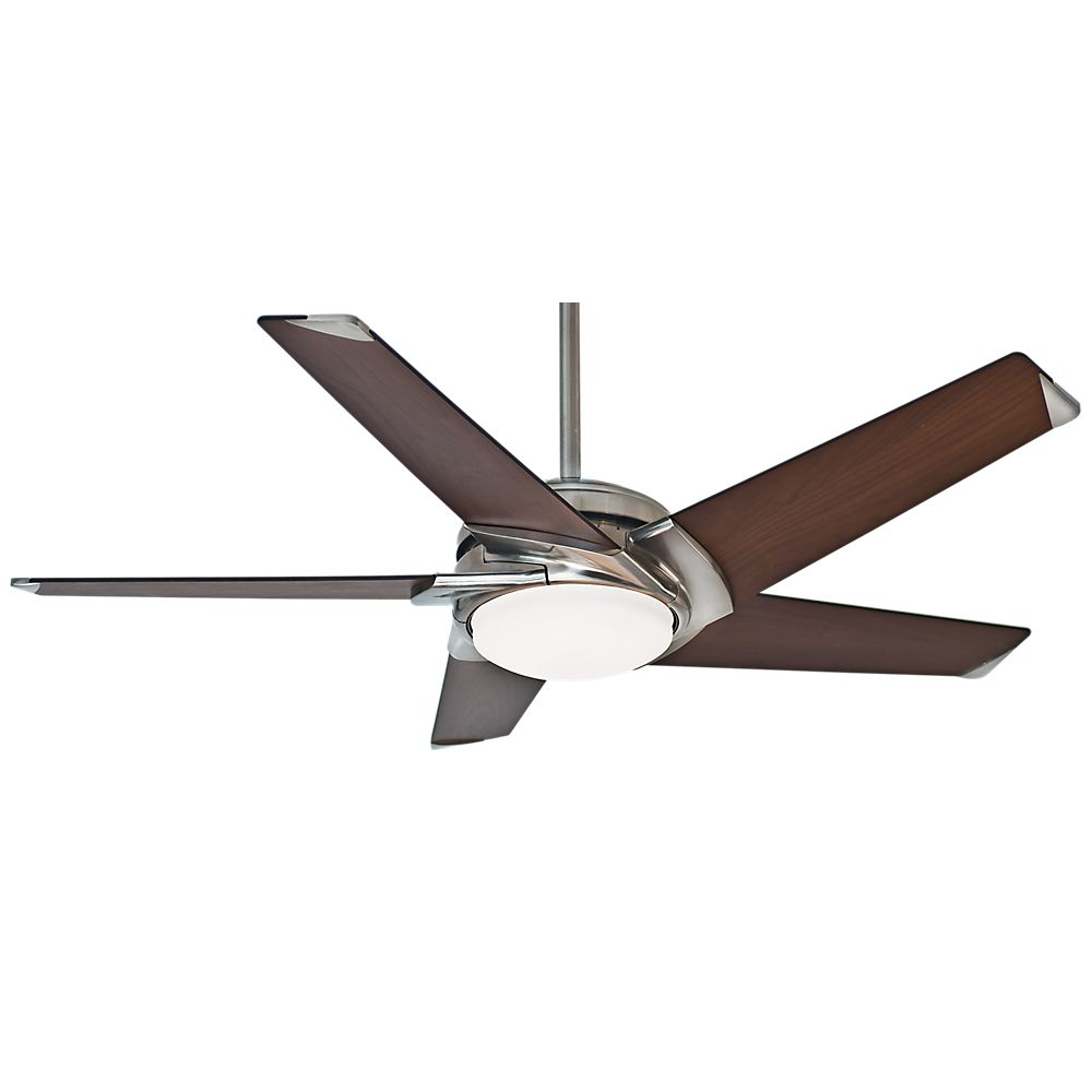 Stealth DC 54 Inch  Brushed Nickel-  6 speed remote control