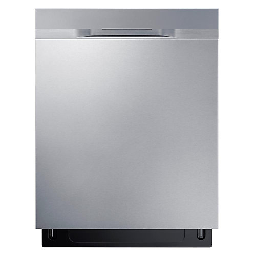 24-inch StormWash Top Control Dishwasher in Stainless Steel with AutoRelease Door - ENERGY STAR®