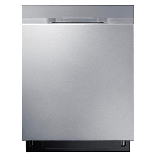 Lave-vaisselle à lavage intensif Storm Wash et rideau d'air AutoRelease, 24 po, acier inoxydable - ENERGY STAR®