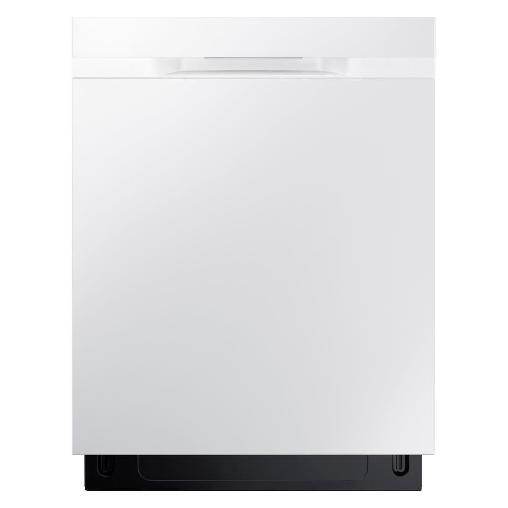 Lave-vaisselle encastré de 24po avec Blanc -  DW80K5050UW