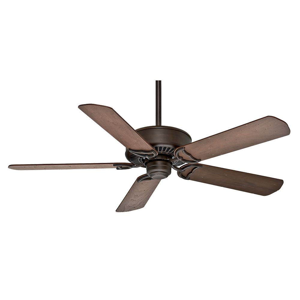 Panama DC- 54 Inch  Brushed Cocoa-  6 speed remote control