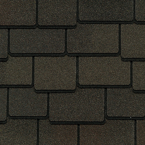 Woodberry Brown Value Collection Shingles (25 sq. ft. per Bundle)