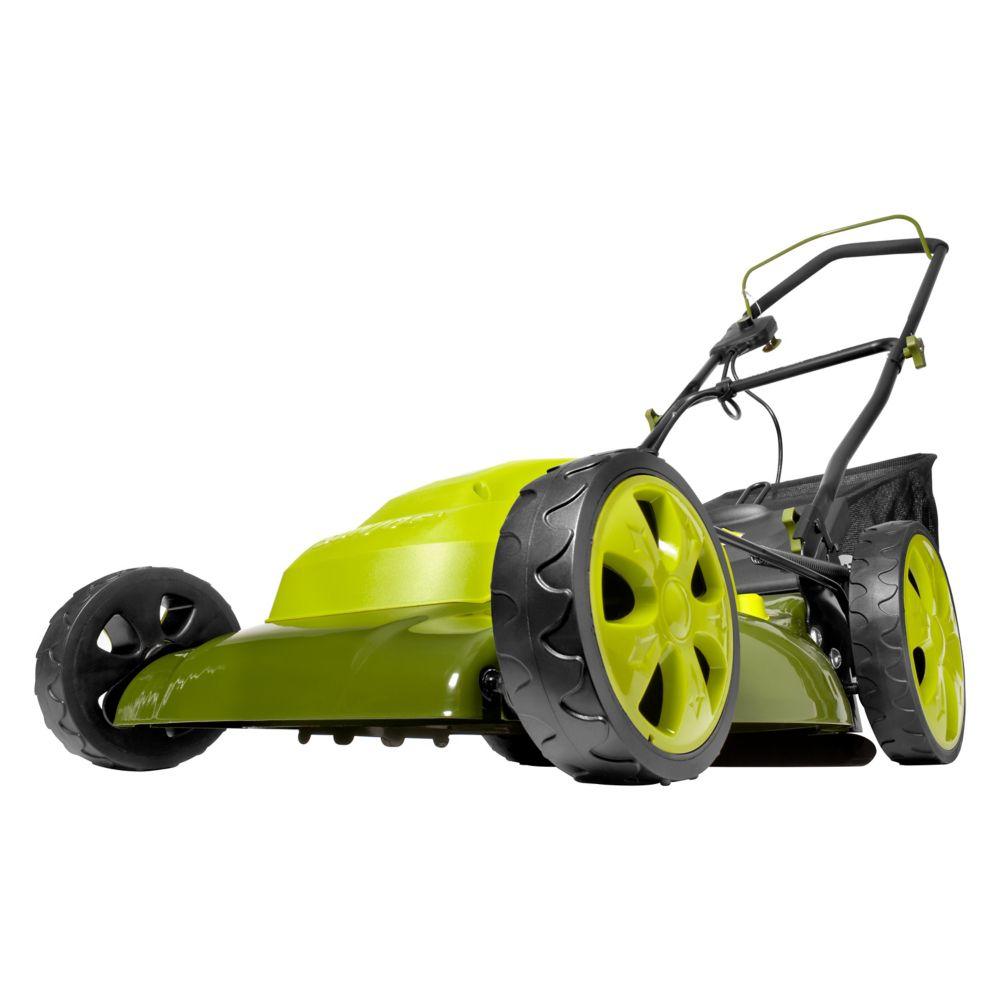 Sun Joe Mow Joe 20-Inch 12-Amp Electric Lawn Mower