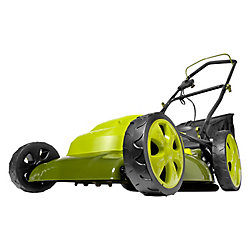 Sun Joe Mow Joe 20-inch 12 amp Electric Lawn Mower