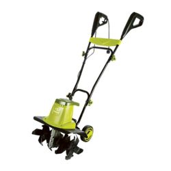 Sun Joe 13.5-Amp 16-inch Electric Tiller/Cultivator with 5.5-inch Wheels