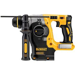 DEWALT 20V Maxmium XR Li-Ion Cordless 1-inch SDS-Plus Brushless L-Shape Concrete/Masonry Rotary Hammer (Tool-Only)