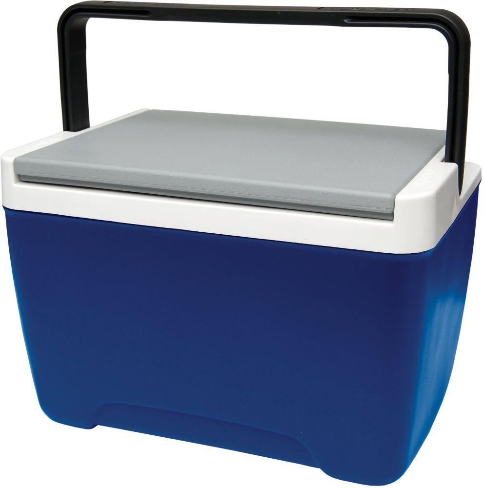 Glacière Island Breeze 9 d'Igloo - 8 litres - Bleu majestueux-Gris cendre