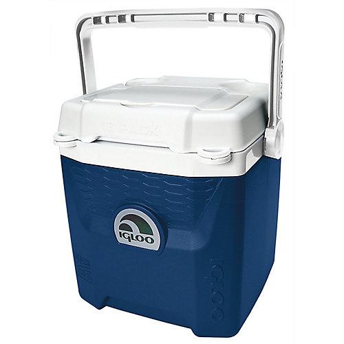 Glacière Quantum d'Igloo - 11 litres - Bleu minuit