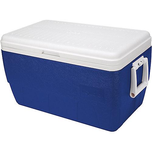 Glacière Family 52 d'Igloo Cooler - 49 litres - Bleu majestueux