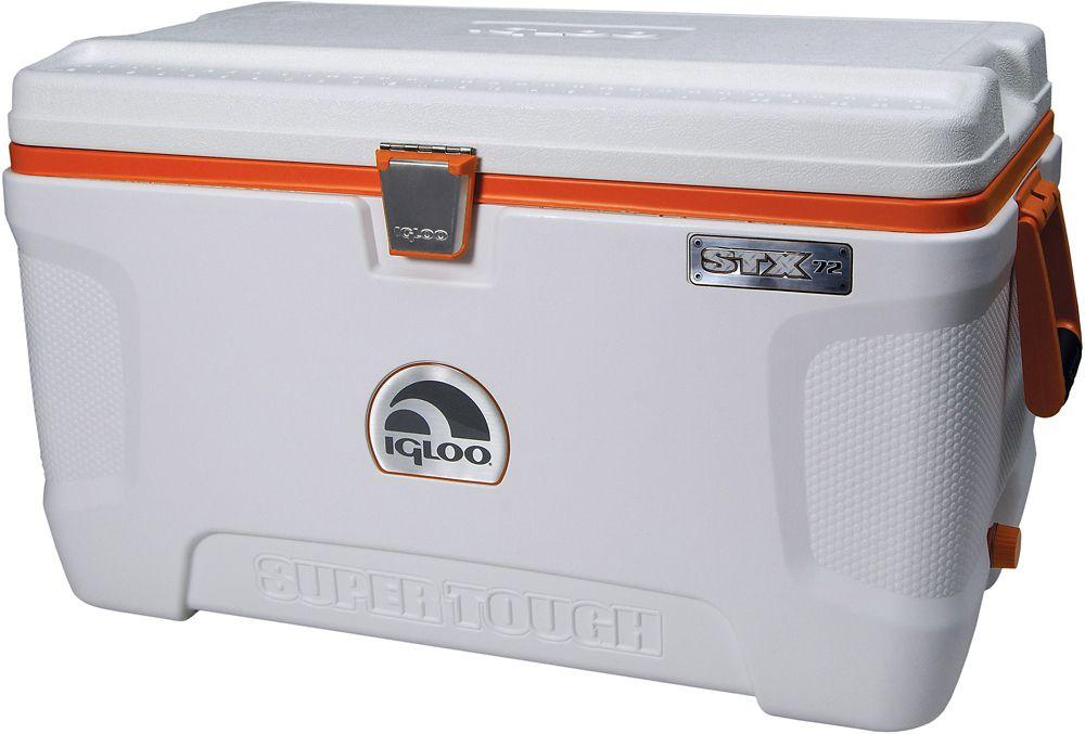 Super Tough Hard Sided Cooler, 68 Litres