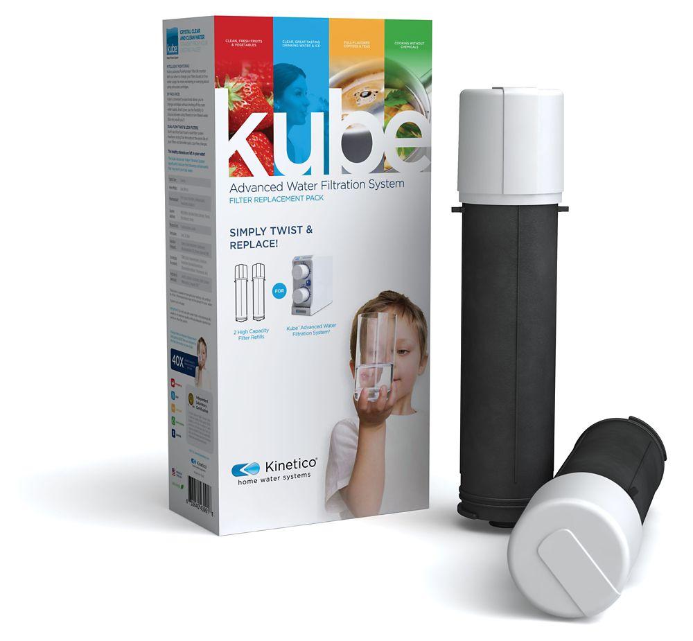 Kube � Ensemble de filtres de rechange