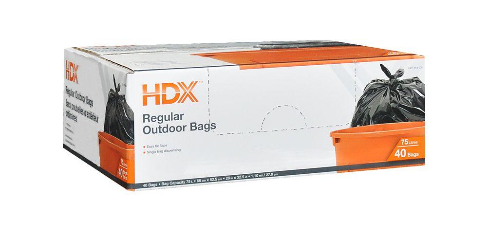 Regular Outdoor Bags 75L