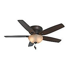 Ventilateur de plafond intérieur Durant 54 pouces Maiden Bronze