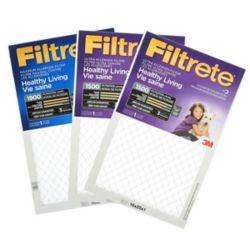 Filtrete Filters 16-inch x 25-inch x 1-inch Ultra Allergen & Max Allergen Furnace Filters (3-pack)