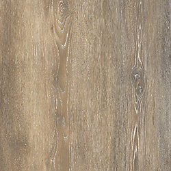 Lifeproof Multi-Width x 47.6 inch Walton Oak Luxury Vinyl Plank Flooring (Sample)